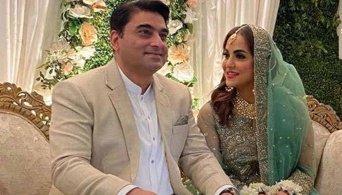 Nadia Khan ties the knot for the third time