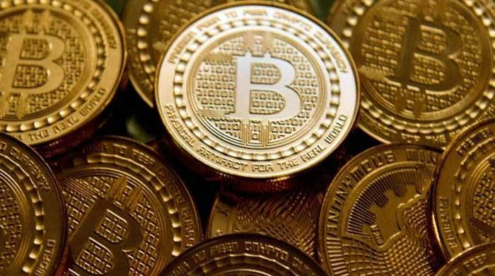 Bitcoin hits record high price of $30,000
