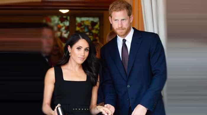 Prince Harry seems to accept being second to Meghan Markle, claims royal biographer
