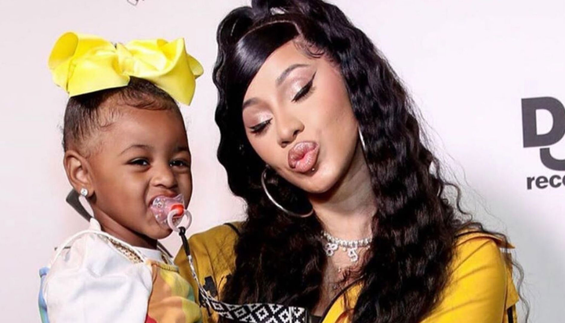 Cardi B Protects Kulture From Hearing