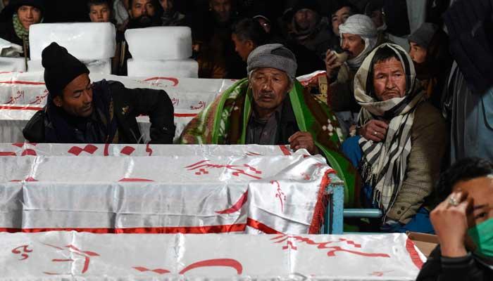 Hazaras refuse to bury slain miners