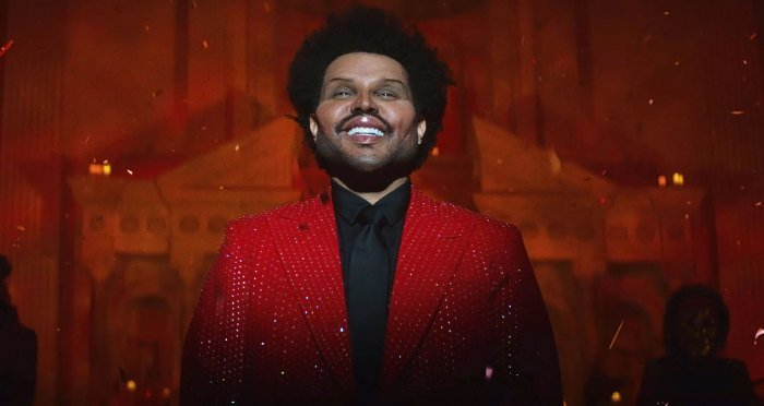 The Weeknd proceeds 'After Hours' storyline with weird 'Save Your Tears' movie