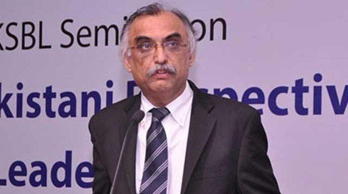 Shabbar Zaidi says reversing zero rating for exports regressive approach for Pakistan tax system