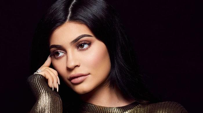 Kylie Jenner's  hand sanitiser is not sitting well with many