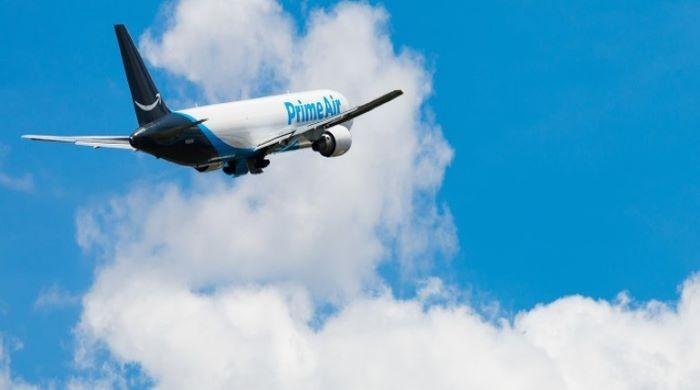 In a first, tech giant Amazon now owns 11 planes