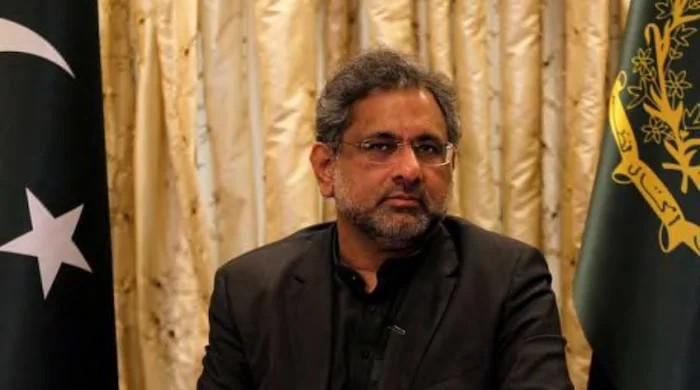 Nawaz Sharif and Shahid Khaqan meet in London: Sources