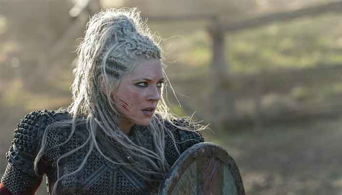 Lagertha Actress