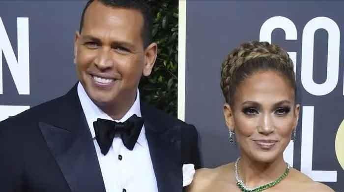 Jennifer Lopez reacts to Joe Biden's statement