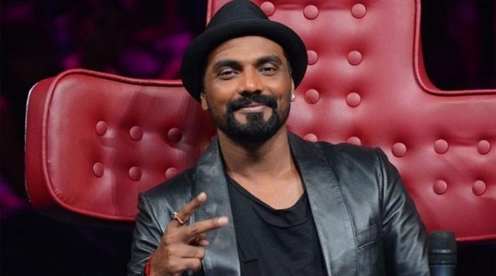 Remo D'Souza flexes muscles at gym after health scare