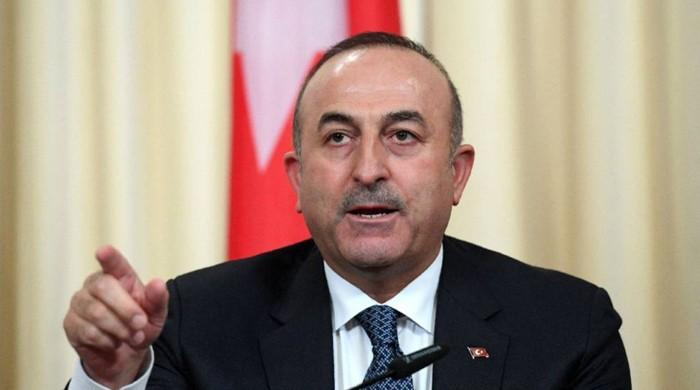 Turkish Foreign Minister to arrive in Pakistan tomorrow