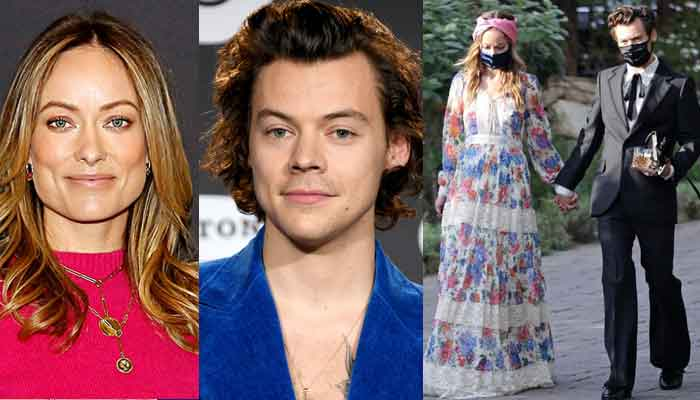 Harry Styles' fans hurt by his new romance with Olivia Wilde