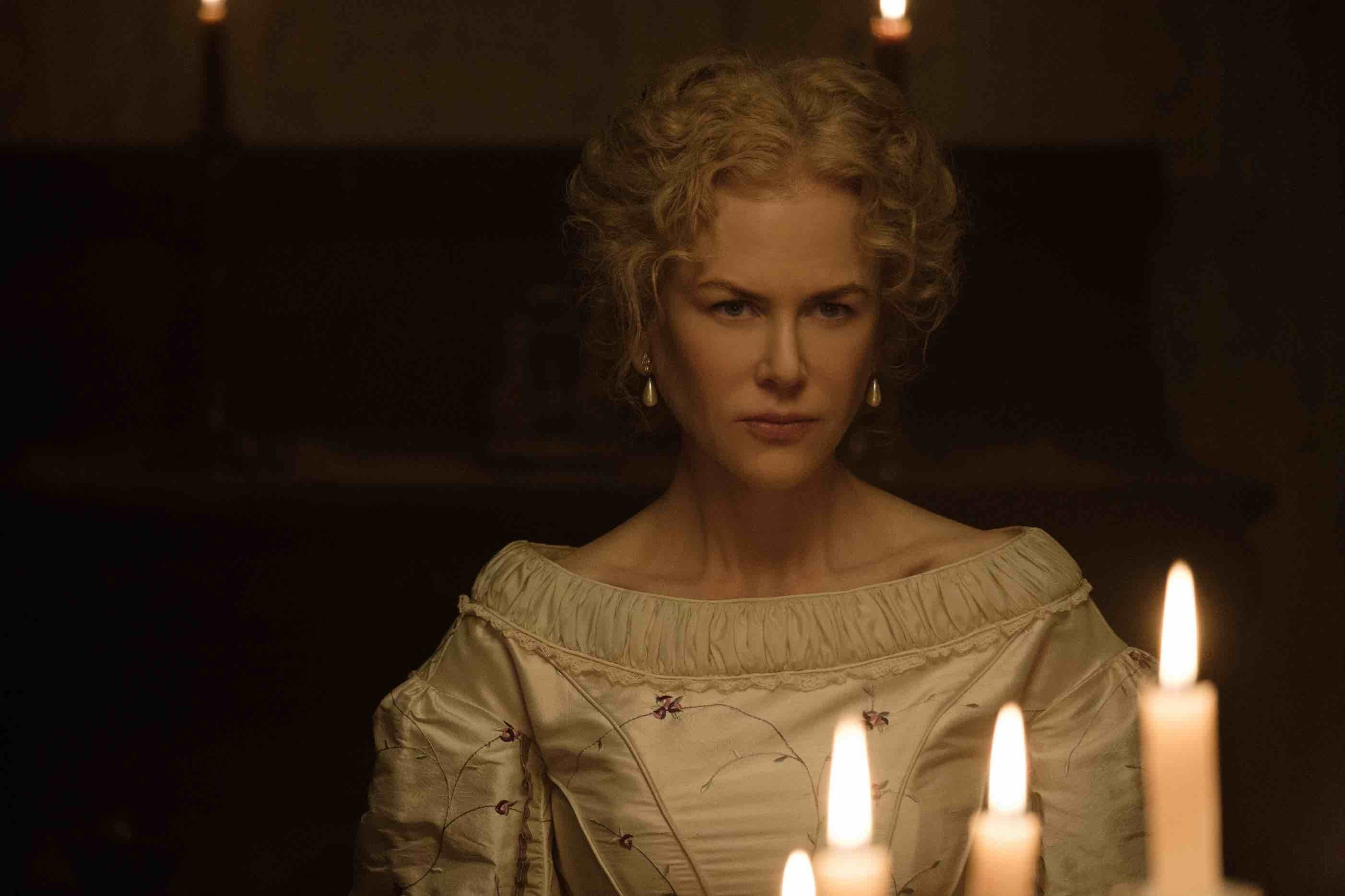 Nicole Kidman Reveals the 'Disturbing' Thing That Happened While Making 'The Undoing'
