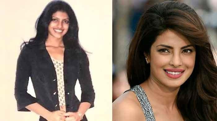 Priyanka Chopra looks fresh-faced teenager in throwback photo