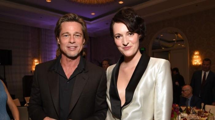 Brad Pitt had a 'crazy fangirl' moment after meeting Phoebe Waller-Bridge