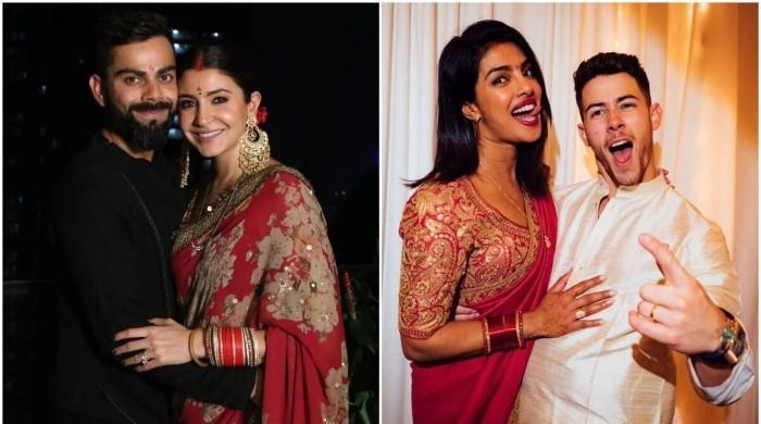 Priyanka Chopra showers love on Anushka Sharma, Virat Kohli's 'little princess'