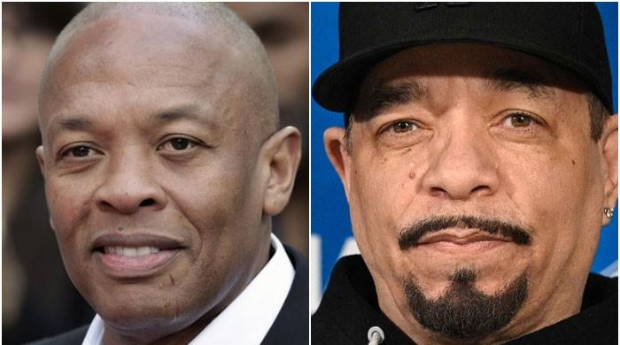 Ice-T updates fans about Dr. Dre's health condition after suffering brain aneurysm
