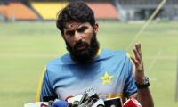 PCB limits Misbah's selection powers ahead of South Africa series