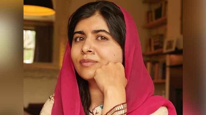 Malala Yousafzai reveals her New Year resolution