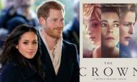 Meghan Markle and Prince Harry barred from giving input on Netflix show 'The Crown'