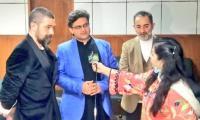 Faisal Javed Khan expresses gratitude to Turkish actors for coming to Pakistan