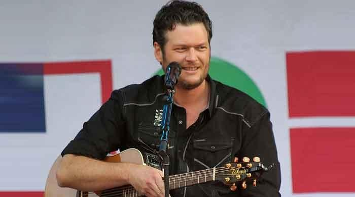 Blake Shelton reacts to criticism on his new song 'Minimum Wage'