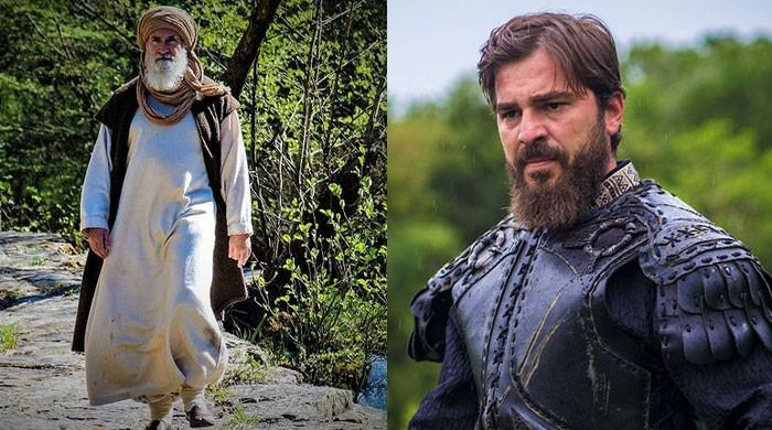 'Ibn Arabi' reminisces his first meeting with 'Ertugrul'