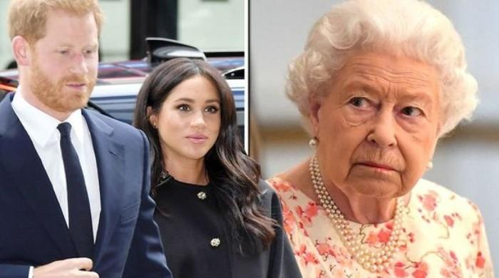 Buckingham Palace lashes out at claims of Prince Harry feeling 'heartbroken' after Megxit