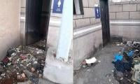 Govt fails to provide BRT Peshawar passengers working bathrooms