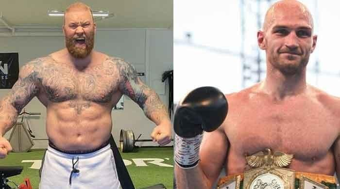 Game of Thrones The Mountain vs Steven Ward: Irish boxer says Bjornsson shook me to my boots - The News International