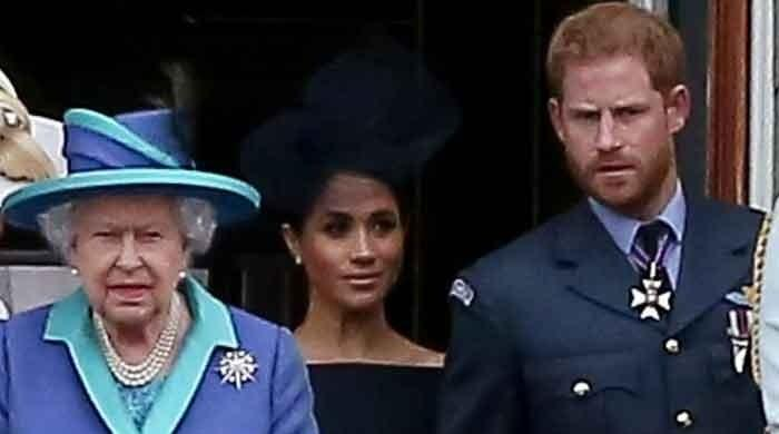 Queen Elizabeth to bribe another royal with Prince Harry's beloved military titles