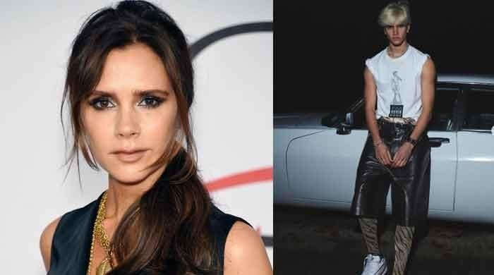 Victoria Beckham's son makes mom proud as he lands his first Vogue cover
