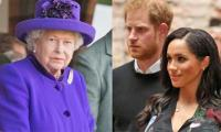 Queen Elizabeth throws royal protocol out of window amid Meghan-Harry fiasco