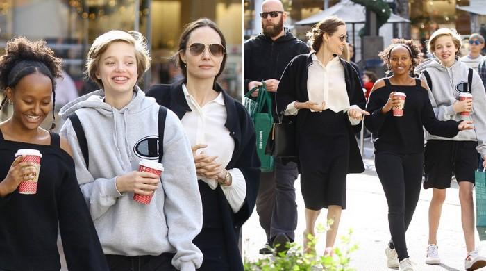Angelina Jolie has a special reason behind frequent shopping dates with kids
