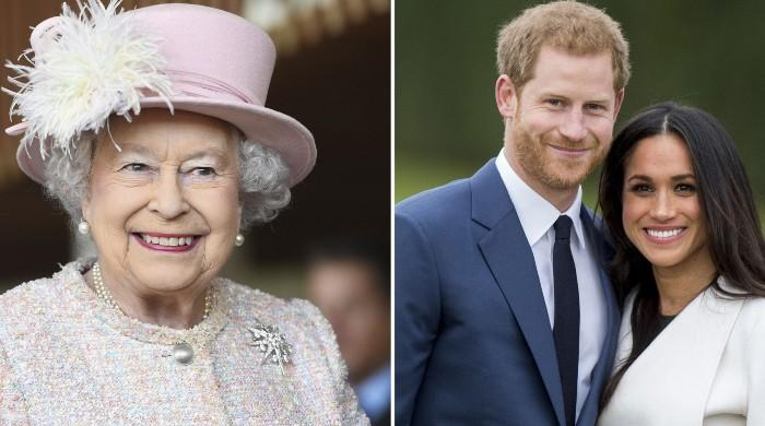 Queen Elizabeth still close to Harry, Meghan Markle as she guides them in their new lives - The News International