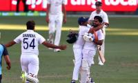 Ind vs Aus: India on top of ICC Test ranking after beating Australia in Gabba
