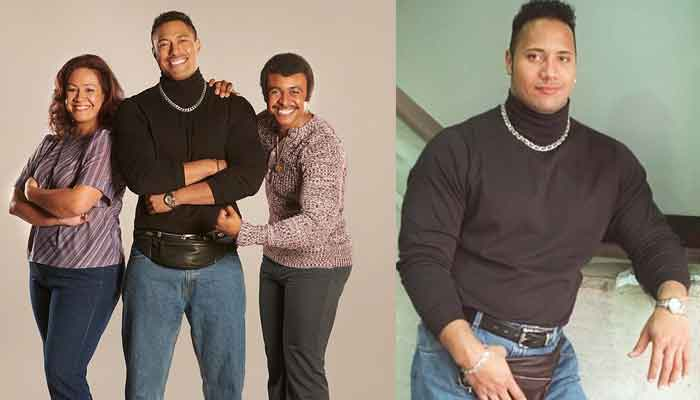 Dwayne Johnson S Upcoming Family Sitcom Young Rock S Official Cast Photos Unveiled