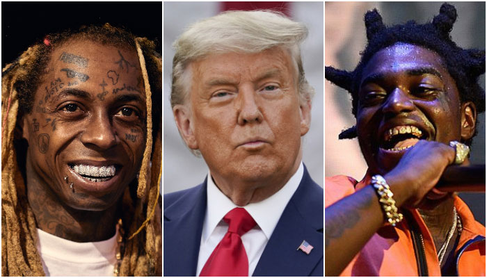 Lil Wayne, Kodak Black granted clemency as Donald Trump makes presidential exit