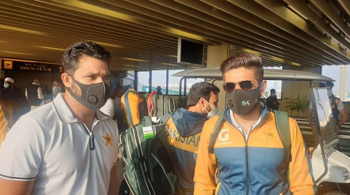 Members of Pakistan cricket team gather in Karachi, undergo second COVID-19 testing