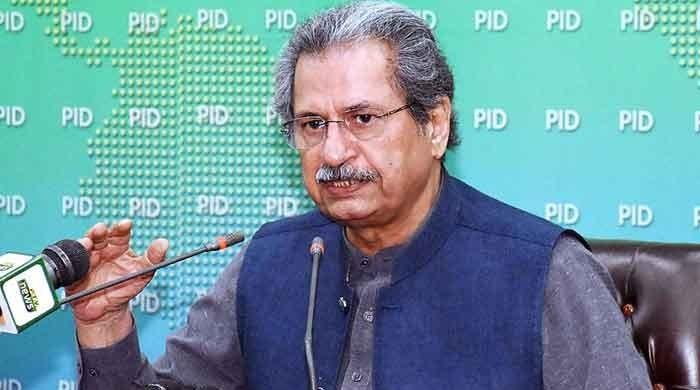 The Ministry of Education shared web links of all scholarships on the orders of Shafqat Mahmood