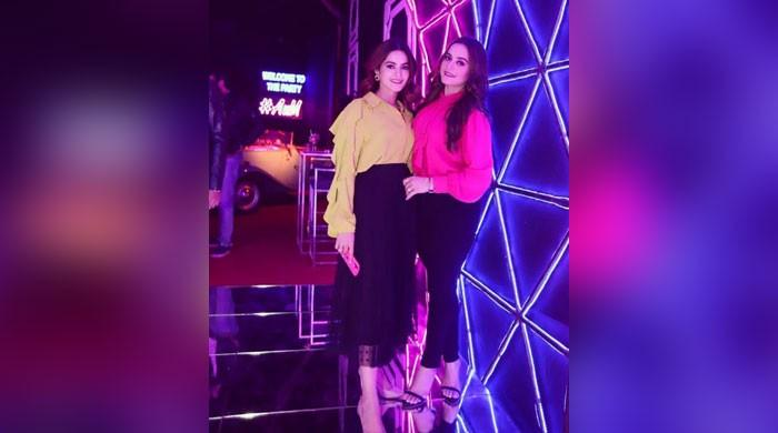 Minal, Aiman Khan share their fashion style with fans