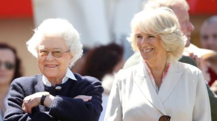 Queen Elizabeth attended Camilla's first wedding to break Charles and her apart