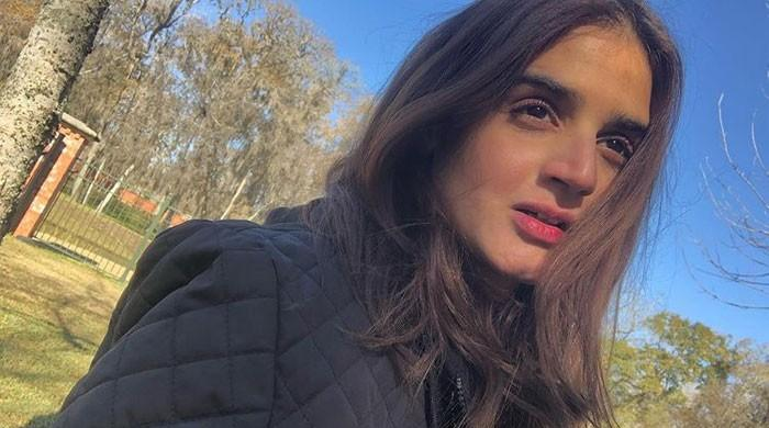 Hira Mani hits five million followers on Instagram