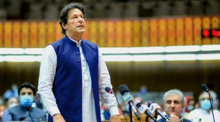 Prime Minister Imran Khan wants to broadcast the hearing of the foreign funding case live