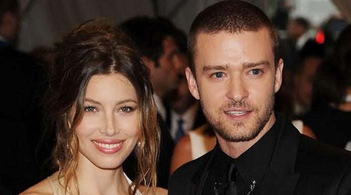 Justin Timberlake, Jessica Biel 'spend time together' as family after welcoming son