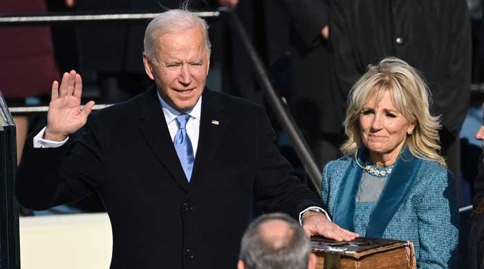 Biden becomes 46th US president, promises 'new day' after Trump riots