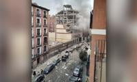 Blast in Spain's capital leaves two dead, several wounded