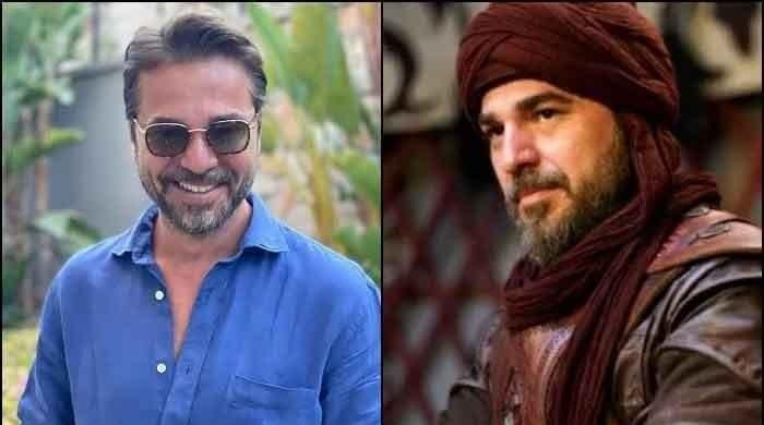 'Ertugrul' star Engin Altan missing Pakistan?
