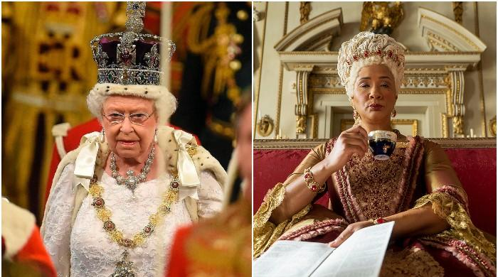 Queen Elizabeth stopped the filming of Netflix's 'Bridgerton' for a shocking reason