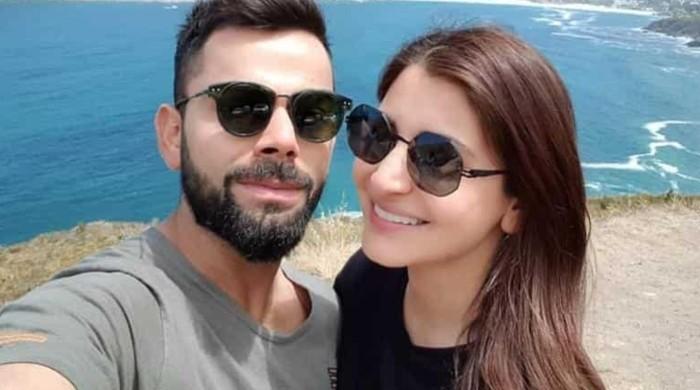 Anushka Sharma, Virat Kohli step out for first time since becoming parents