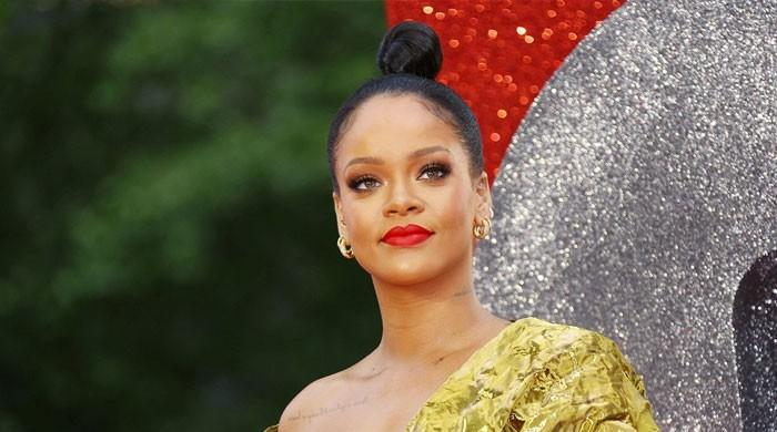 Rihanna's way of celebrating Joe Biden's presidency leaves Twitter in stitches